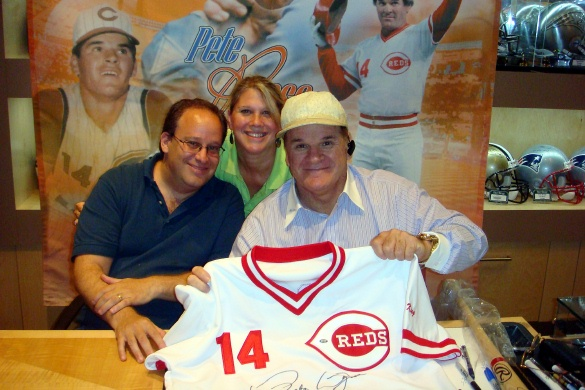 Mark and pete rose with me wp
